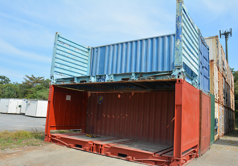 Cairns Shipping Containers Supplier